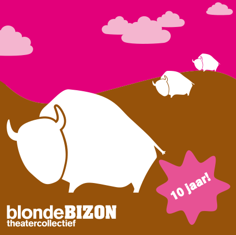 CD blondeBIZON 10 jaar